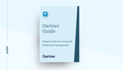 GARTNER - Consent and Preference Management - Resources Page (EN)