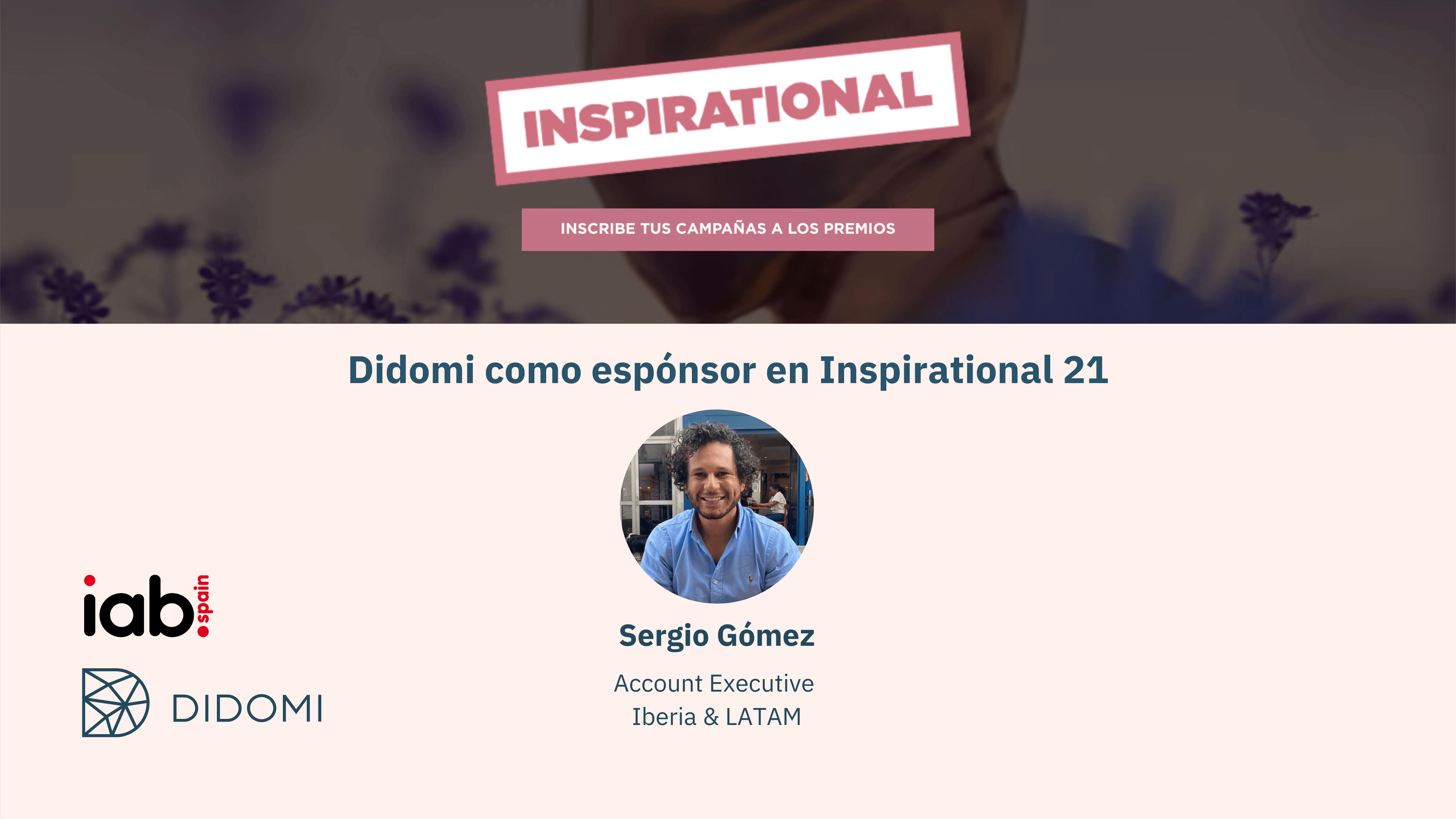 Didomi te inspira en el Inspirational 21