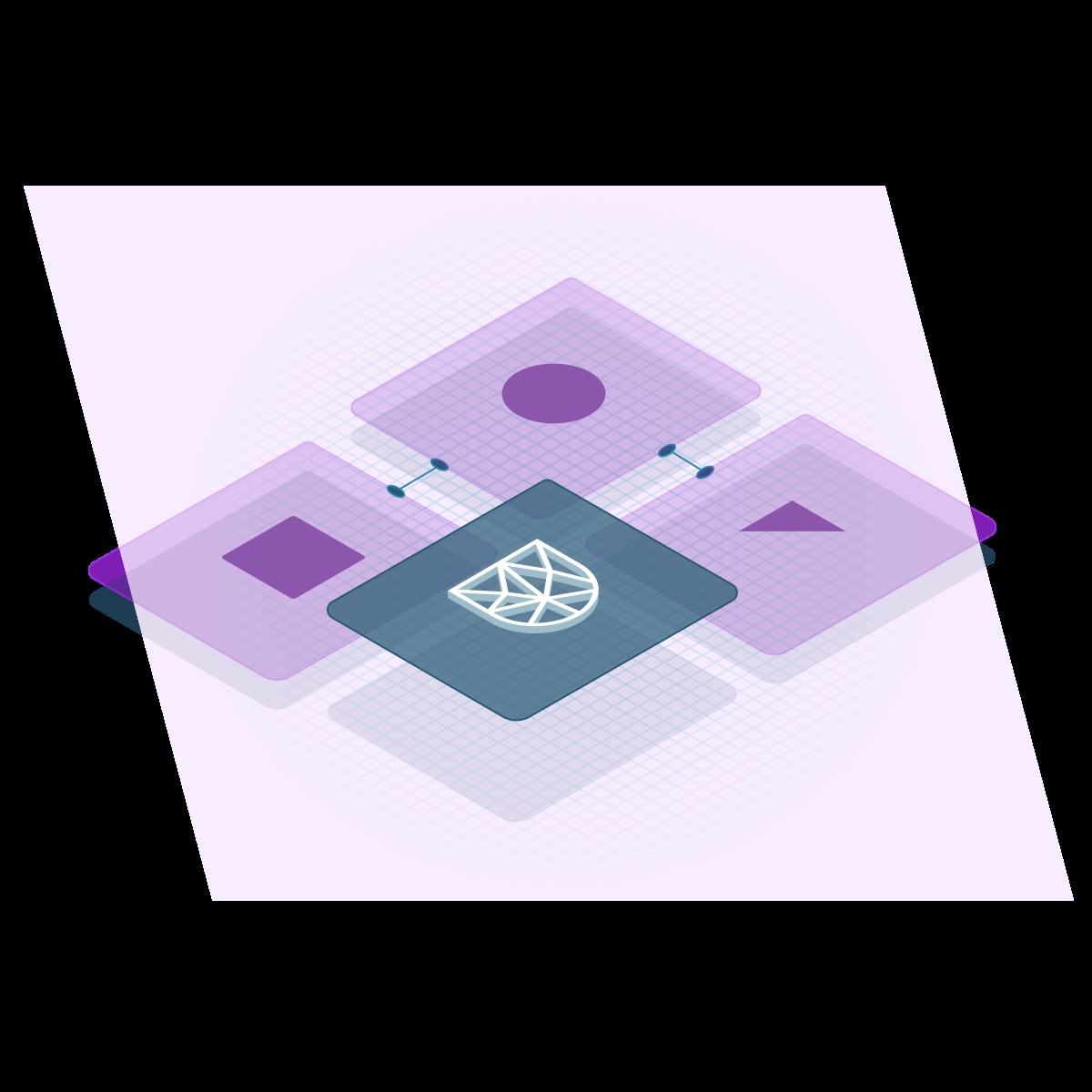 Illustration de la gestion du consentement dans l'environnement Unity